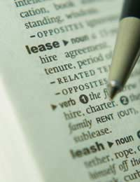 Leasing Your Business Assets